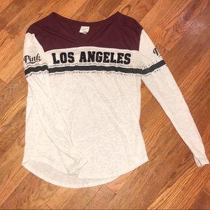 PINK Victoria's Secret Tops - PINK, long sleeved T-shirt